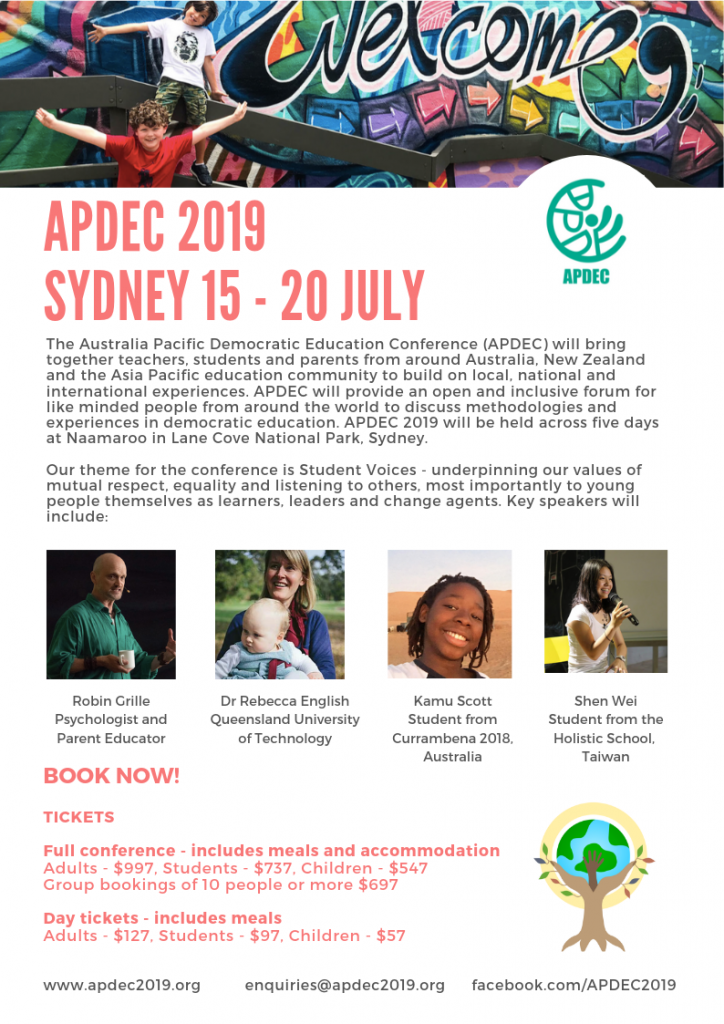 APDEC 2019 poster